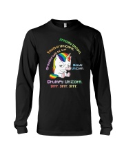 Unicorn Annoyed 2305 Long Sleeve Tee thumbnail