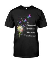 Unicorn Make A Wish Classic T-Shirt front