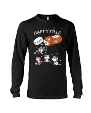 Unicorn Happy Pills  Long Sleeve Tee tile