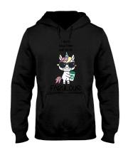 Unicorn Fabulous Hooded Sweatshirt thumbnail