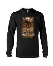 Wolves Viking Long Sleeve Tee thumbnail