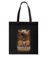 Wolves Viking Tote Bag thumbnail