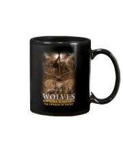 Wolves Viking Mug thumbnail