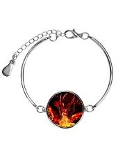 Dragon Fire 1606 Metallic Circle Bracelet thumbnail
