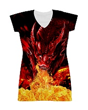 Dragon Fire 1606 All-over Dress thumbnail