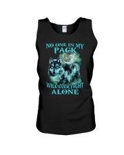 Wolf No one 1806 Unisex Tank thumbnail