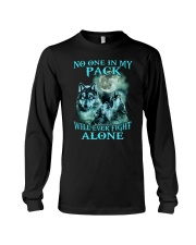 Wolf No one 1806 Long Sleeve Tee thumbnail