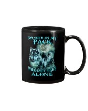 Wolf No one 1806 Mug thumbnail