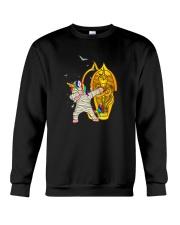 Unicorn Mummy DAB 2708 Crewneck Sweatshirt thumbnail