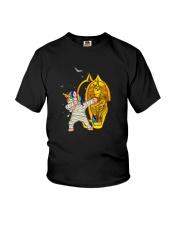 Unicorn Mummy DAB 2708 Youth T-Shirt thumbnail