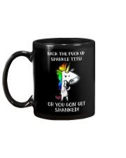 Unicorn Sparkle Mug back