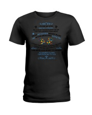 My Hand Love Autism Ladies T-Shirt thumbnail