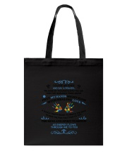My Hand Love Autism Tote Bag thumbnail