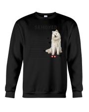 Samoyed - Leave paw prints on your heart 1906P Crewneck Sweatshirt thumbnail
