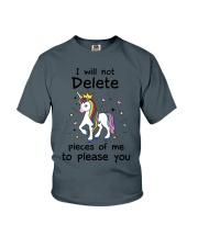 Unicorn piece of me 0112 Youth T-Shirt thumbnail