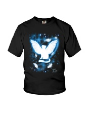 Beautiful Light Cat Youth T-Shirt thumbnail