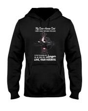 Staffy - Turn back the clock 1806P Hooded Sweatshirt thumbnail