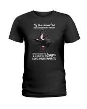 Staffy - Turn back the clock 1806P Ladies T-Shirt thumbnail