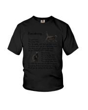 Black Cat Remembering Youth T-Shirt thumbnail
