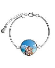 Cat Sea Metallic Circle Bracelet thumbnail