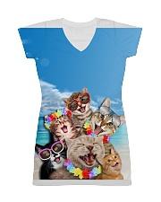 Cat Sea All-over Dress thumbnail