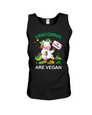 Unicorn vegan 2010 Unisex Tank thumbnail