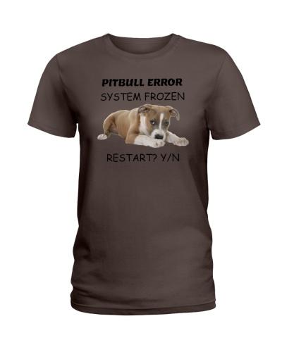 Pitbull error 1606L
