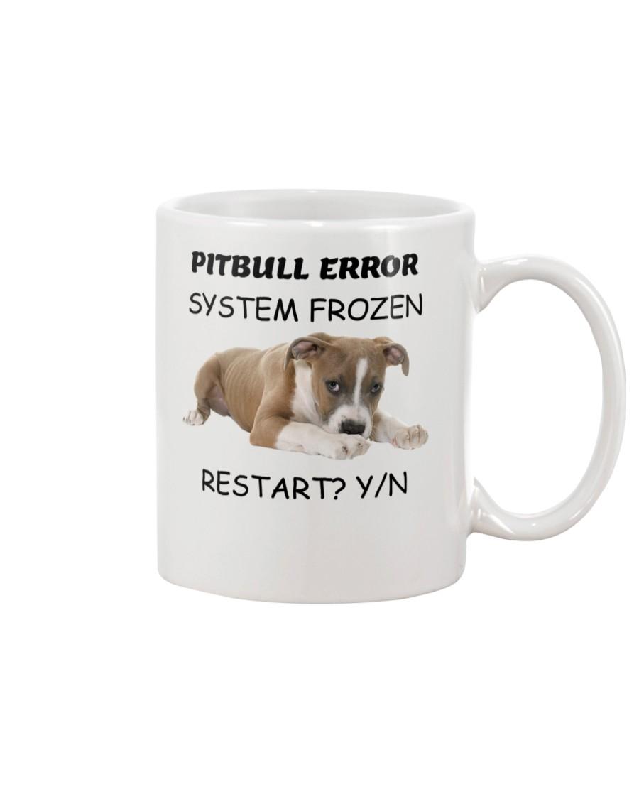 Pitbull error 1606L Mug