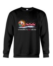 Unicorn Pink Christmas 1109 Crewneck Sweatshirt front