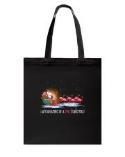 Unicorn Pink Christmas 1109 Tote Bag thumbnail