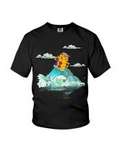 Cat Mermaid 1806 Youth T-Shirt thumbnail
