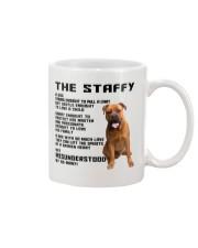 The Staffy 2106L Mug front