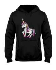 Unicorn Bling Hooded Sweatshirt thumbnail