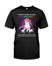 Mamacorn horn 0210 Classic T-Shirt front