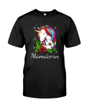 Mamacorn 2706 Classic T-Shirt front