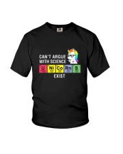 Unicorn Exist 2708 Youth T-Shirt thumbnail