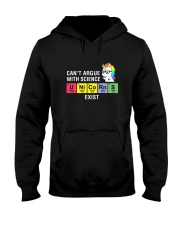 Unicorn Exist 2708 Hooded Sweatshirt thumbnail