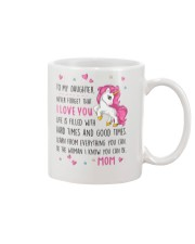Unicorn I love you 1806 Mug front