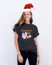 Unicorn Honkscription 210818 Classic T-Shirt lifestyle-holiday-crewneck-front-1
