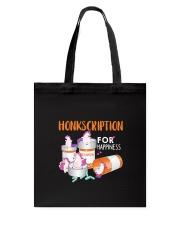 Unicorn Honkscription 210818 Tote Bag thumbnail