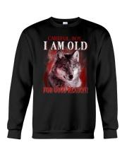 Wolf Reason Crewneck Sweatshirt thumbnail