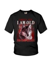 Wolf Reason Youth T-Shirt thumbnail