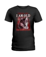 Wolf Reason Ladies T-Shirt thumbnail