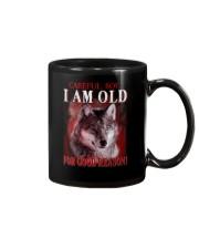 Wolf Reason Mug thumbnail