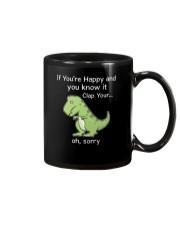 T-rex Happy 1806 Mug thumbnail