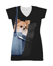 Chihuahua In Bag 1406 All-over Dress thumbnail