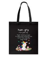 Unicorn Hangry 1307 Tote Bag tile