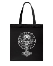 Viking Wolf 3006 Tote Bag tile