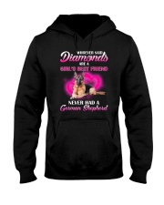 German Shepherd Diamonds 2106 Hooded Sweatshirt thumbnail