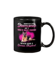 German Shepherd Diamonds 2106 Mug thumbnail